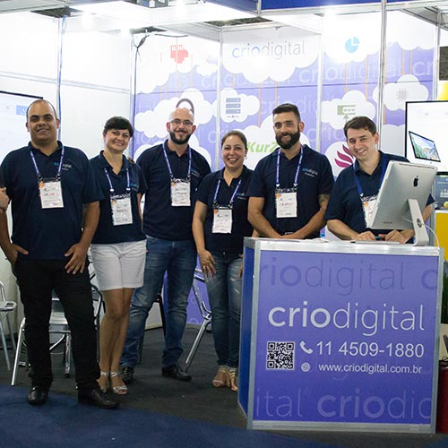 EXPO DO EMPREENDEDOR SEBRAE  2016 - Crio Digital 02