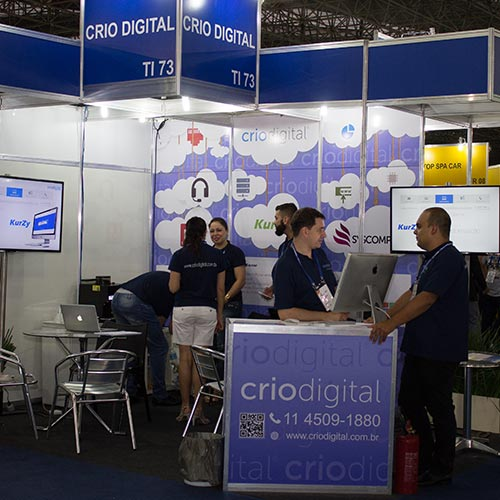 EXPO DO EMPREENDEDOR SEBRAE  2016 - Crio Digital 03